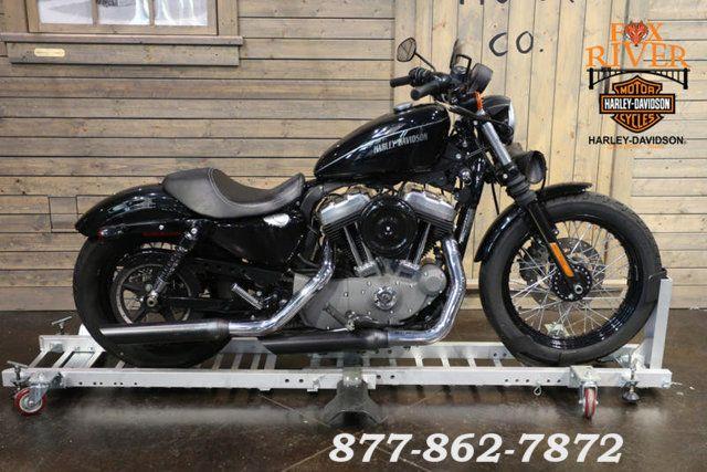 2012 Harley-Davidson SPORTSTER NIGHTSTER XL1200N NIGHTSTER XL1200N in Chicago, Illinois 60555