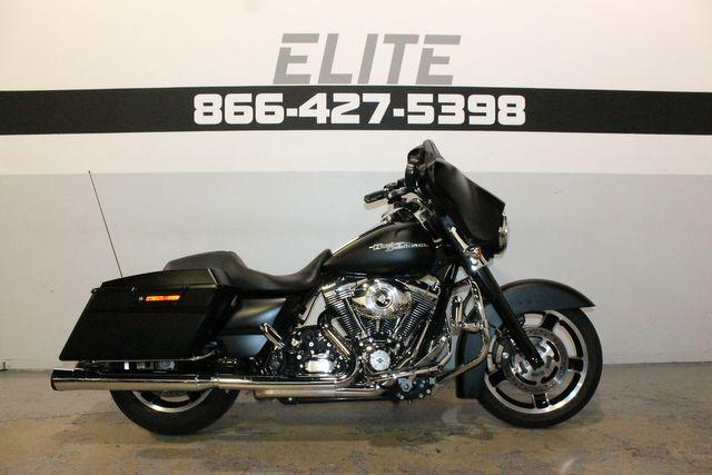2012 Harley Davidson Street Glide 103
