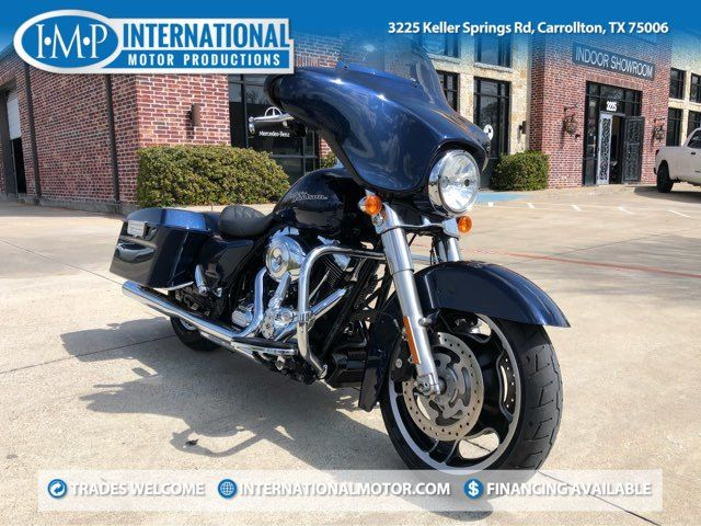 2012 Harley-Davidson Street Glide™ Base