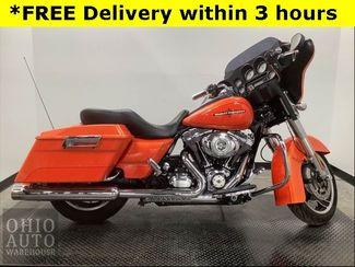 2012 Harley-Davidson Street Glide FLHX Clean Carfax We Finance in Canton, Ohio 44705