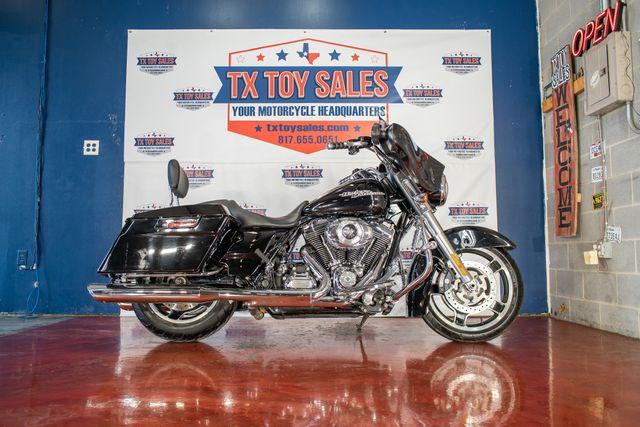 2012 Harley-Davidson Street Glide FLHX103