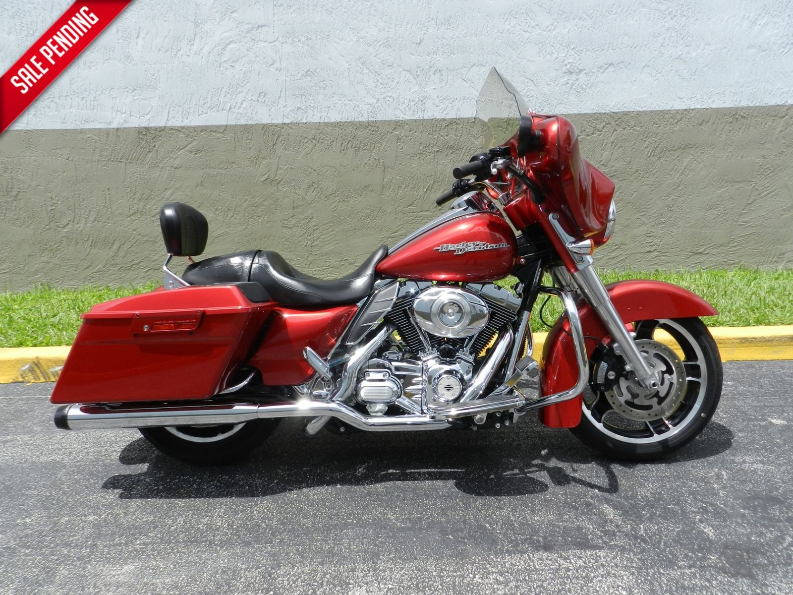 2012 Harley Davidson Street Glide Flhx City Florida Mc Cycles In Hollywood