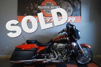 2012 Harley-Davidson Street Glide CVO Base Jackson, Georgia