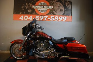 2012 Harley-Davidson Street Glide CVO Base Jackson, Georgia 12