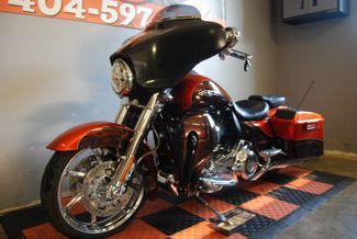2012 Harley-Davidson Street Glide CVO Base Jackson, Georgia 13