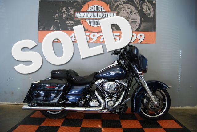 2012 Harley-Davidson Street Glide FLHX103 Jackson, Georgia