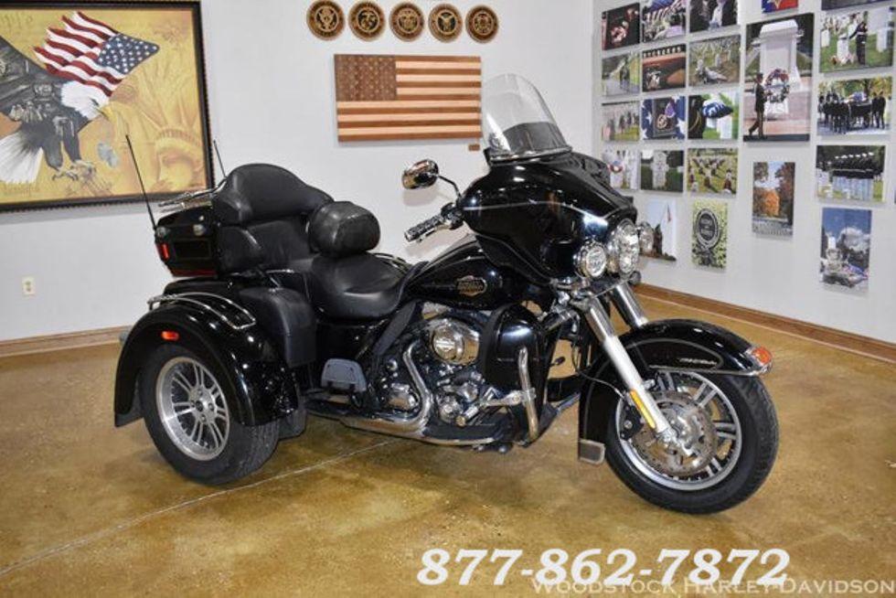 2012 Harley-Davidson TRI-GLIDE ULTRA TRIKE FLHTCUTG TRI