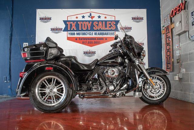 2012 Harley-Davidson Trike Tri Glide Ultra Classic