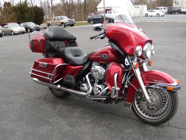 2012 Harley-Davidson Ultra Classic Electra Glide FLHTCU in Ephrata, PA 17522