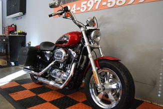 2012 Harley-Davidson XL1200CP Sportster 1200 Custom Jackson, Georgia 2