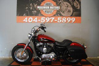 2012 Harley-Davidson XL1200CP Sportster 1200 Custom Jackson, Georgia 9