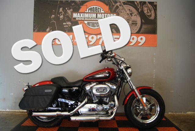 2012 Harley-Davidson XL1200CP Sportster 1200 Custom Jackson, Georgia
