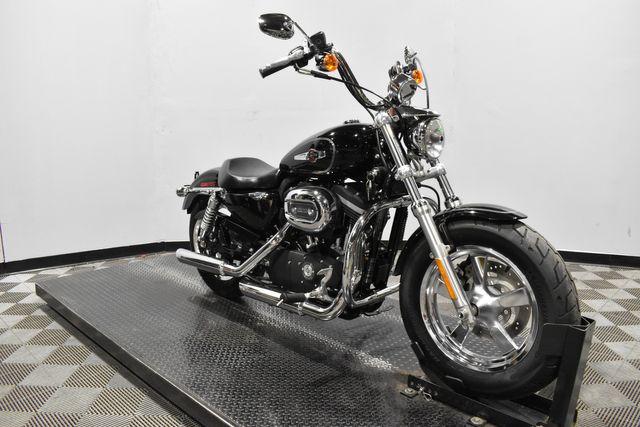 2012 Harley-Davidson® XL1200CP - Sportster 1200 Custom