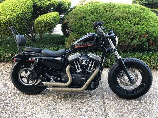 2012 Harley-Davidson XL1200X Forty-Eight Forty-Eight®