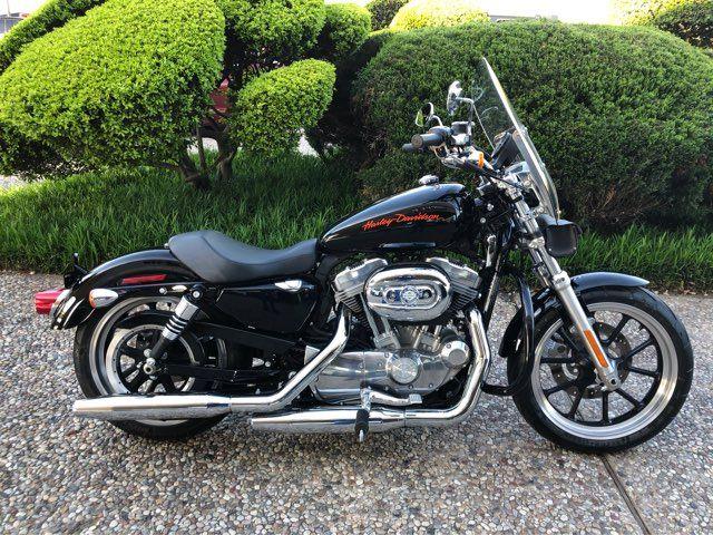 2012 Harley-Davidson XL883 SuperLow