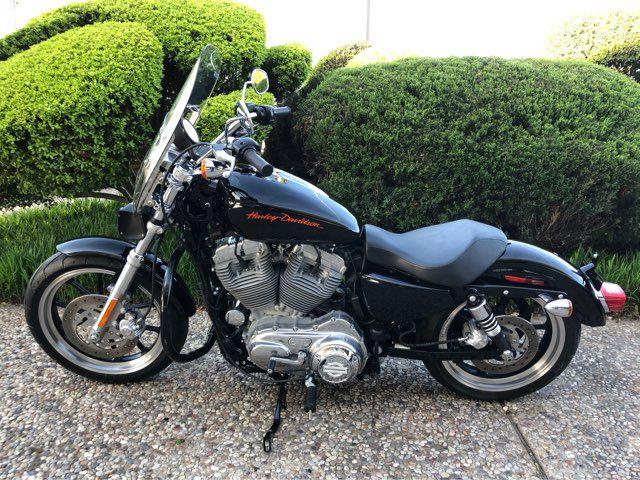 2012 Harley-Davidson XL883 SuperLow in McKinney, TX 75070