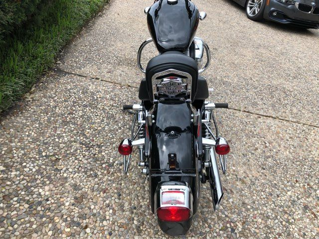 2012 Harley-Davidson XL883 SuperLow in McKinney, TX 75070