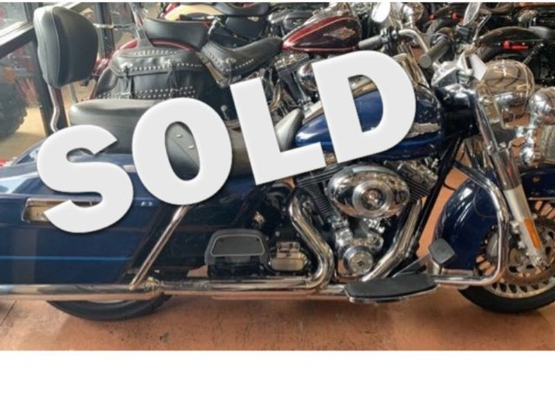 2012 Harley Road King  - John Gibson Auto Sales Hot Springs in Hot Springs Arkansas