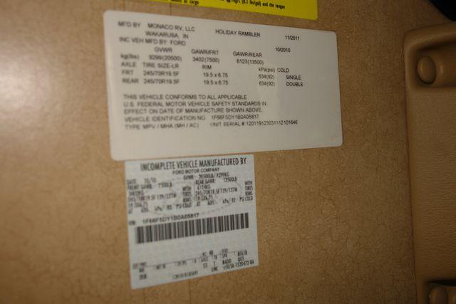 2012 Holiday Rambler Vacationer Phoenix, AZ 62