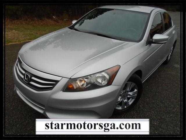 2012 Honda Accord LX Premium
