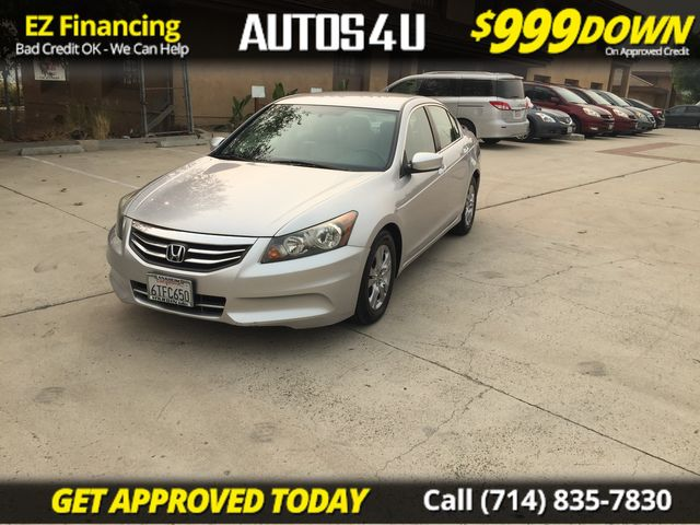 2012 Honda Accord LX Premium