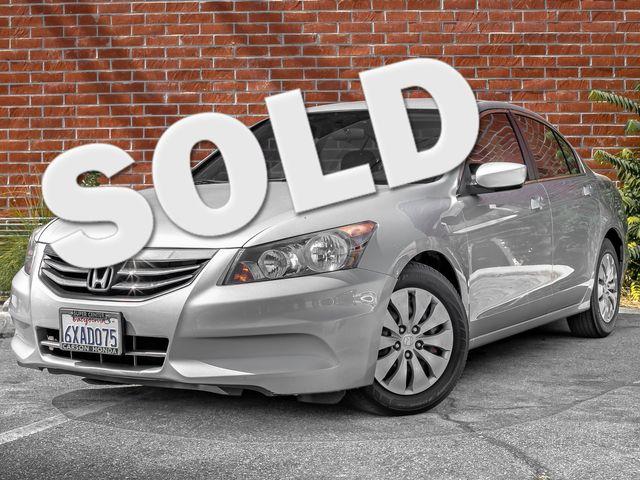 2012 Honda Accord LX Burbank, CA