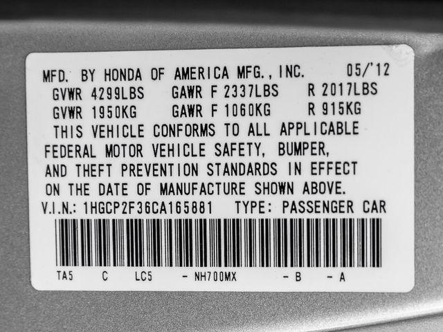 2012 Honda Accord LX Burbank, CA 24