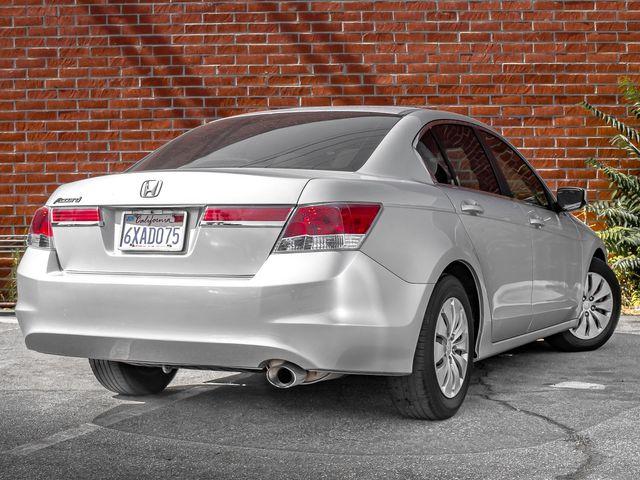 2012 Honda Accord LX Burbank, CA 5