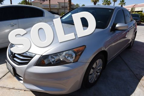 2012 Honda Accord LX in Cathedral City