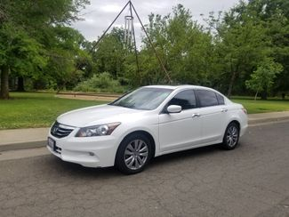 2012 Honda Accord EX-L Chico, CA