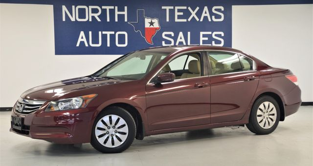 2012 Honda Accord LX in Dallas, TX 75247