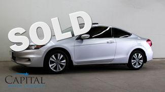 2012 Honda Accord EX Coupe with Power Moonroof, in Eau Claire, Wisconsin