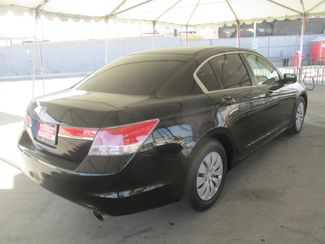 2012 Honda Accord LX Gardena, California 2