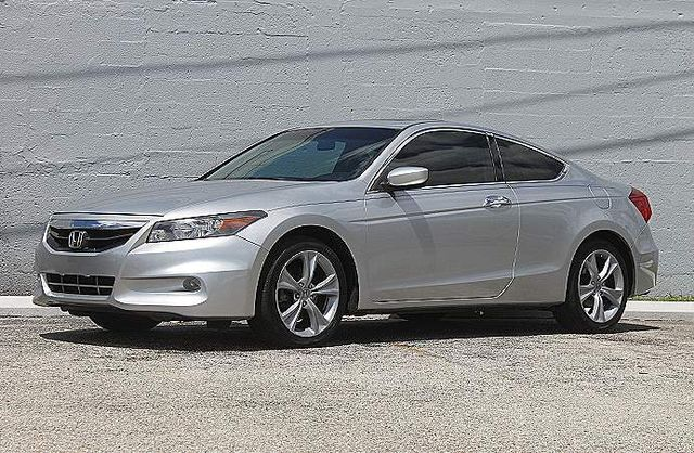 2012 Honda Accord EX-L Hollywood, Florida 20
