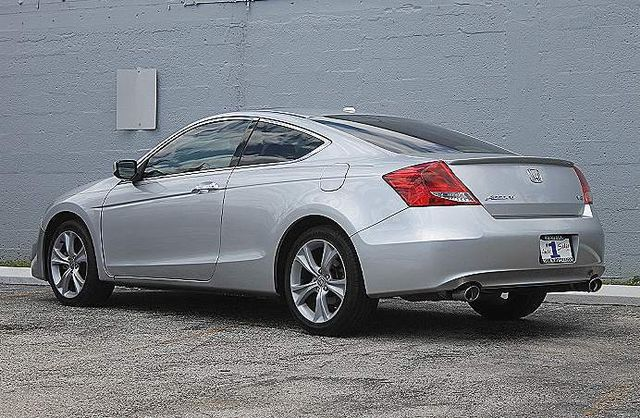 2012 Honda Accord EX-L Hollywood, Florida 7