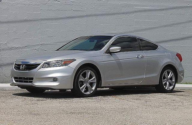 2012 Honda Accord EX-L Hollywood, Florida 10