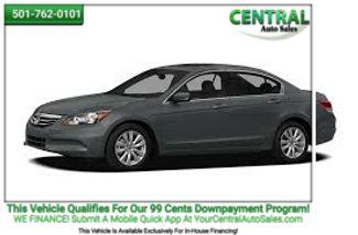 2012 Honda Accord LX | Hot Springs, AR | Central Auto Sales in Hot Springs AR