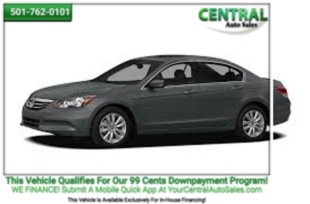 2012 Honda Accord LX | Hot Springs, AR | Central Auto Sales in Hot Springs AR