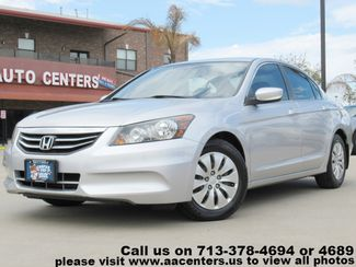 2012 Honda Accord LX | Houston, TX | American Auto Centers in Houston TX