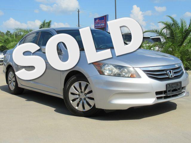 2012 Honda Accord LX   Houston, TX   American Auto Centers in Houston TX