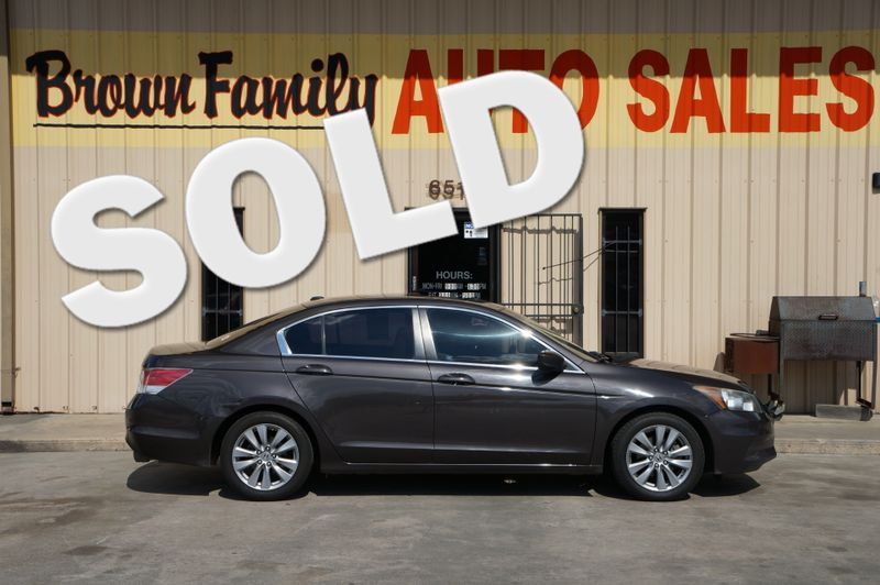 2012 Honda Accord EX-L | Houston, TX | Brown Family Auto Sales in Houston TX