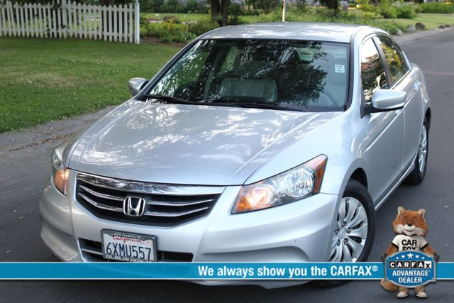 2012 Honda ACCORD LX SEDAN 91K MLS AUTOMATIC SERVICE RECORDS 1-OWNER