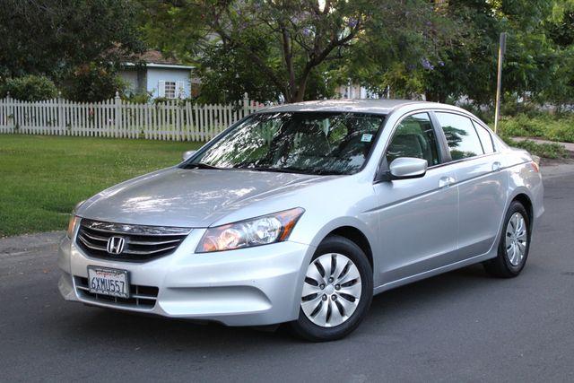 2012 Honda ACCORD LX SEDAN 91K MLS AUTOMATIC SERVICE RECORDS 1-OWNER in Van Nuys, CA 91406