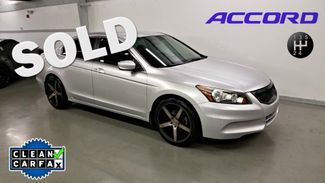 2012 Honda Accord LX MANUAL 5 SPEED CLEAN CARFAX | Palmetto, FL | EA Motorsports in Palmetto FL