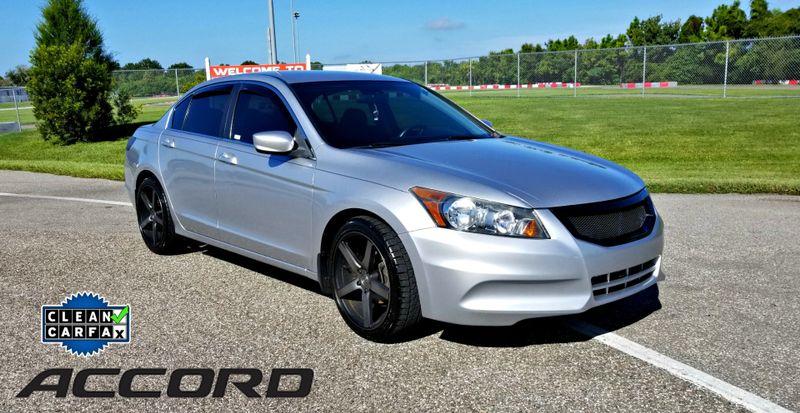 ... 2012 Honda Accord LX MANUAL 5 SPEED CLEAN CARFAX | Palmetto, FL | EA  Motorsports ...