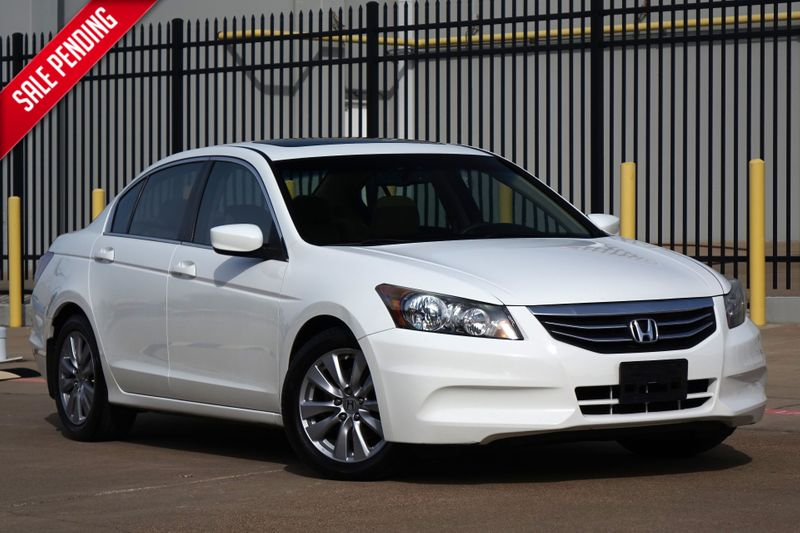 2012 Honda Accord EX-L* Sunroof* 4 Cly Eng* EZ Finance** | Plano, TX | Carrick's Autos in Plano TX
