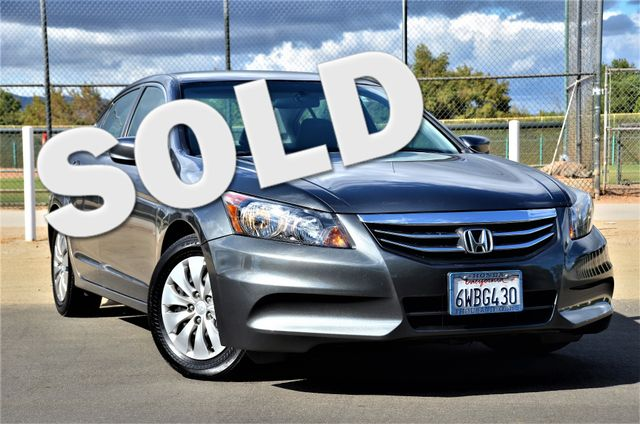 2012 Honda Accord LX Reseda, CA 0