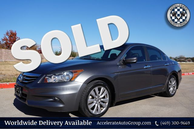 2012 Honda Accord EX-L in Rowlett