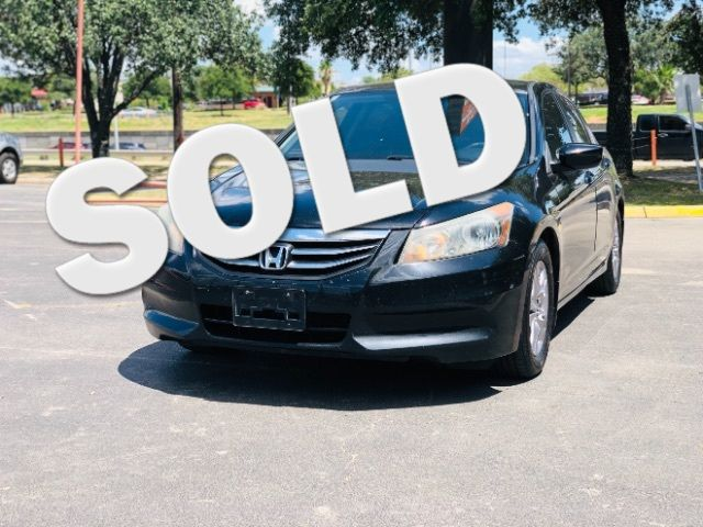 2012 Honda Accord SE in San Antonio, TX 78233