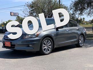 2012 Honda Accord EX-L in San Antonio, TX 78233